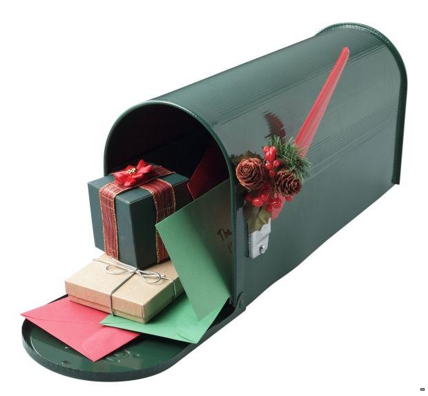 Как сделать почтовые ящиУкрашаем открытЗвёздочки на ёлку